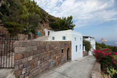 Panarea, Sicily Royalty Free Stock Photos