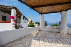 Panarea, Sicily Royalty Free Stock Image