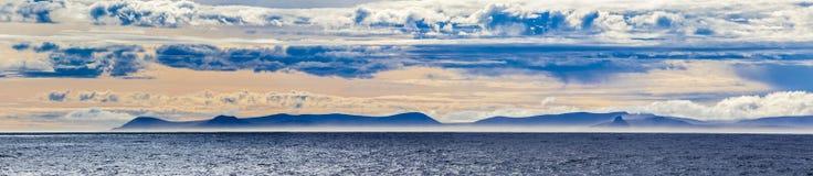 panaroma isla de los estados Стоковое фото RF