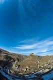 Panaroma in Kars Fotografia Stock