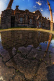 Panaroma в Kars Стоковые Изображения