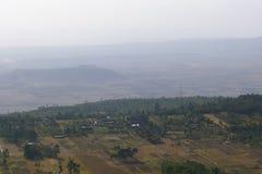 Panaromic view Stock Image