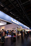 Panasonic bei Photokina 2012 Stockbilder