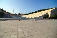 panathenaic stadion Royaltyfri Bild