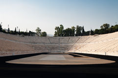 Panathenaic stadium , Athens Stock Image