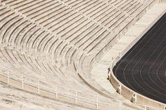 Panathenaic stadium in Athens. Greece Royalty Free Stock Photo