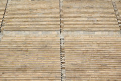 The Panathenaic Stadium, Athens, Greece Royalty Free Stock Images