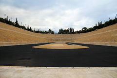 Panathenaic Stadium Stock Photo