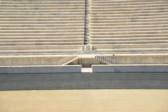 Panathinaic Stadium Athens Greece. Also called Kalimarmaro, The Panathenaic Stadium or Panathinaiko (Greek: Παναθηναϊκό στάδιο, also known as Royalty Free Stock Photo