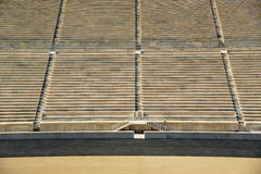 Panathinaic Stadium Athens Greece Royalty Free Stock Images