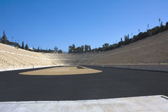 Panathinaiko Stadium, Athens, Greece Stock Photo