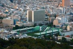 Panathinaikos football stadium, Athens. Royalty Free Stock Photography