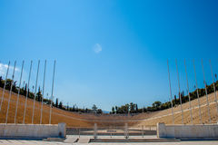 Panathinaikos stadium, Athens, Greece Royalty Free Stock Images
