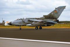 Panavia Tornado at NATO Tiger Meet 2014 royalty free stock photo