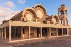 Panayia kyrka i Agia Napa, Cypern Arkivbilder