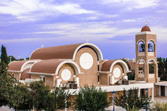 Panayia kyrka i Agia Napa, Cypern Arkivfoto