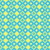 Pancadinha azul Imagens de Stock