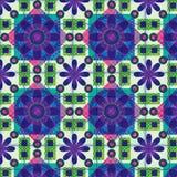 Pancadinha azul da flor Imagens de Stock Royalty Free