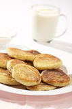Pancake Royalty Free Stock Images