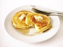 Pancake 2 (percorsi inclusi) fotografie stock libere da diritti