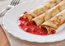 Pancake. Immagine Stock Libera da Diritti