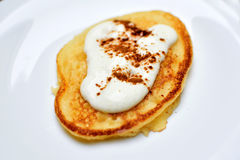 pancake Foto de Stock Royalty Free