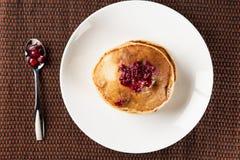 pancake Imagens de Stock Royalty Free