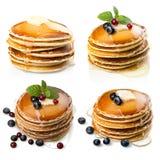 pancake fotografia de stock