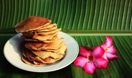 pancake foto de stock