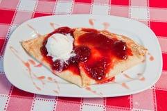Pancake 05 Immagine Stock Libera da Diritti
