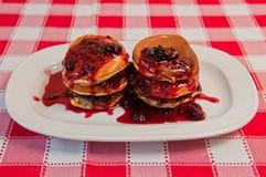 Pancake 06 Immagini Stock Libere da Diritti