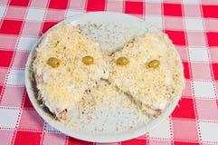 Pancake 09 Immagine Stock