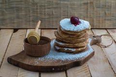 Pancake 4 Immagini Stock