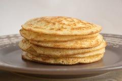 pancake Fotografia Stock