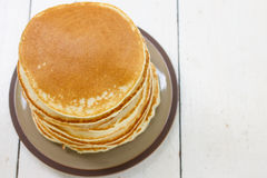 Pancake Royalty Free Stock Photo