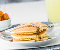 Pancake Breakfast Royalty Free Stock Photo