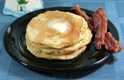 Pancake Breakfast Stock Photo