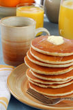 Pancake Breakfast Royalty Free Stock Images