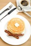 Pancake Breakfast Stock Image