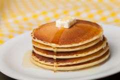 Pancake Stock Photo