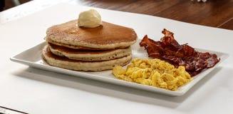 Pancake breakfast Stock Photography