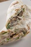 Pancake Burrito Stock Images