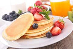 Pancake Royalty Free Stock Image