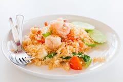 Pancake crema del panino della cannella - Tailandia Fotografia Stock