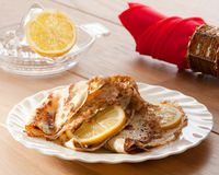 Pancake Day Royalty Free Stock Image