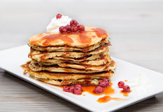 Pancake Royalty Free Stock Photography
