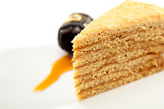 Pancake Dessert Royalty Free Stock Photo
