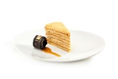 Pancake Dessert Stock Photo