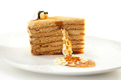 Pancake Dessert Royalty Free Stock Images