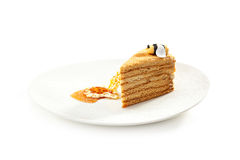 Pancake Dessert Stock Photography